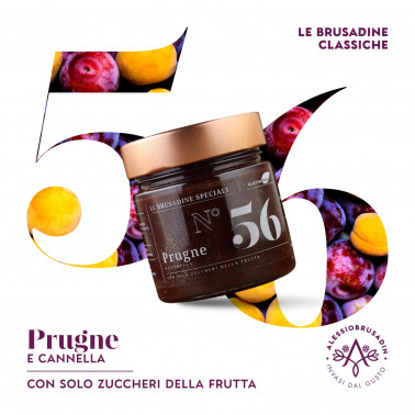 "Prunes and Cinnamon ""Brusadina"" di Alessio Brusadin"