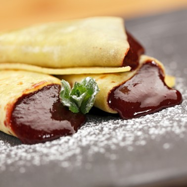 Hazelnuts and chocolate spread di Alessio Brusadin