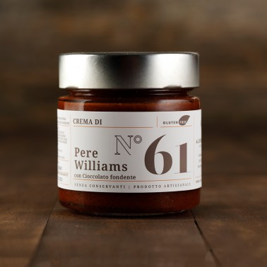 Williams Pear Jam with Dark Chocolate di Alessio Brusadin