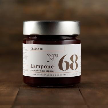 Raspberry Jam with White Chocolate di Alessio Brusadin
