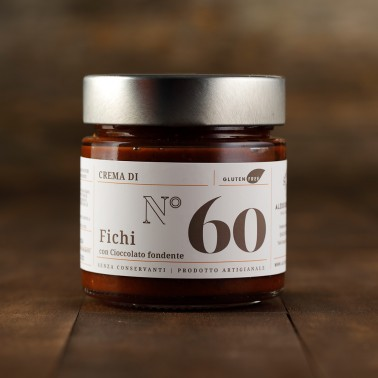 Figs Jam with Dark Chocolate di Alessio Brusadin