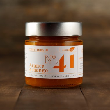 Confettura di Arance e Mango di Alessio Brusadin