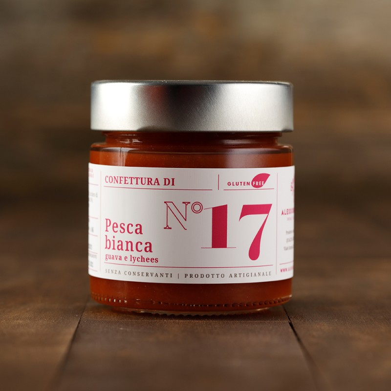White Peaches, Guava and Lychess Jam di Alessio Brusadin