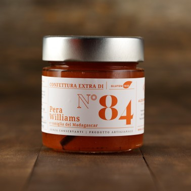 Extra Jam of Williams Pears and Vanilla di Alessio Brusadin