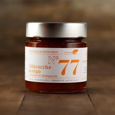 Apricot, mango and vanilla jam di Alessio Brusadin