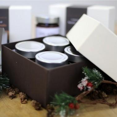 4 - Chocolate Jams Gift Box di Alessio Brusadin