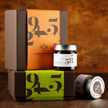 4 - Chocolate Jams Gift Box di Alessio Brusadin