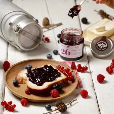 Mixed Berries Jam di Alessio Brusadin