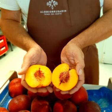 Confettura di frutti misti Pesca, Papaia e Lemongrass di Alessio Brusadin