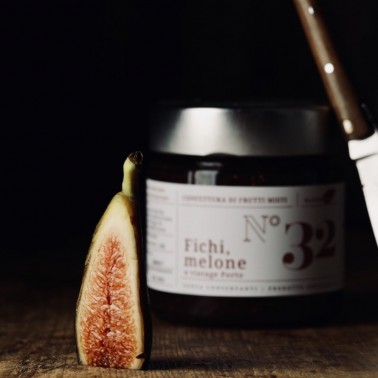 Figs, Melon and Vintage Port Jam di Alessio Brusadin