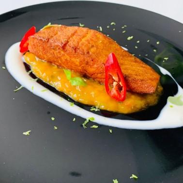 Chutney di Mango, Peperoni e Basilico di Alessio Brusadin