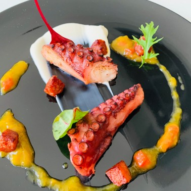 Mango, Red Peppers and Basil Chutney di Alessio Brusadin