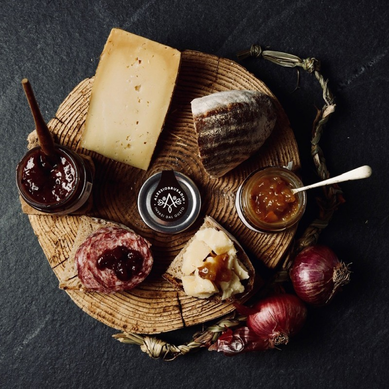 Tasting Pack - Cheese Pairing 2 di Alessio Brusadin