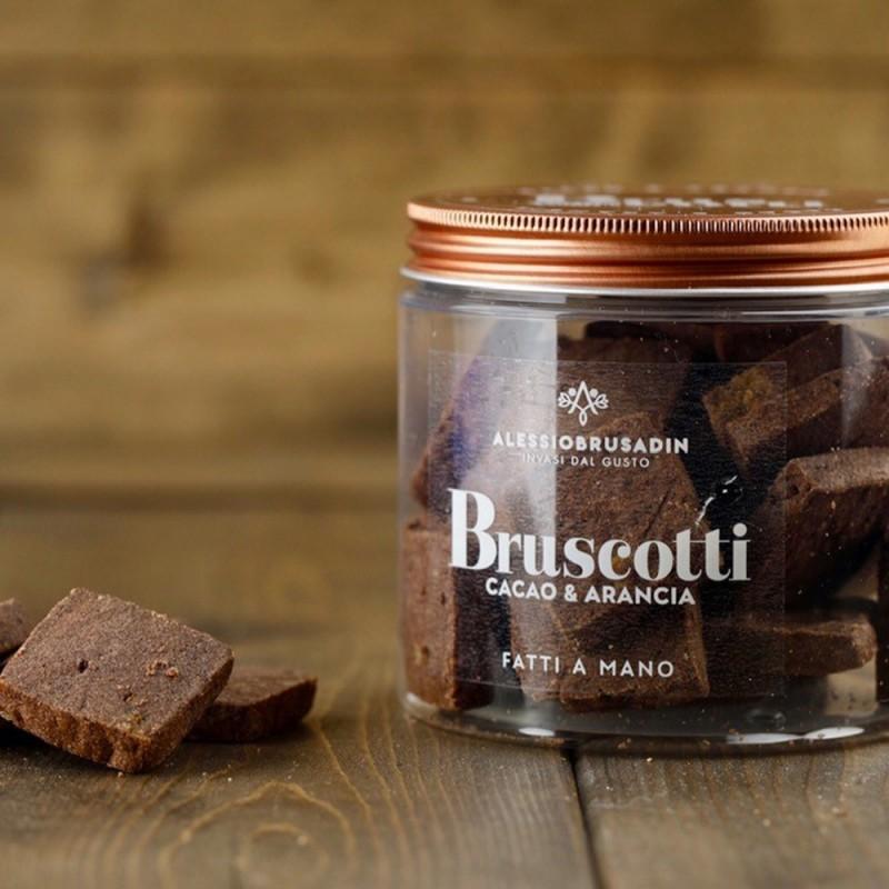 Bruscotti Cacao & Arancia di Alessio Brusadin