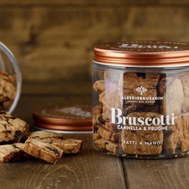 Bruscotti Cinnamon & Plums di Alessio Brusadin