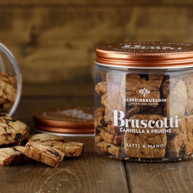 Bruscotti Cannella & Prugne di Alessio Brusadin