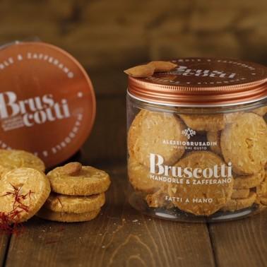 Bruscotti Almonds & Saffron di Alessio Brusadin