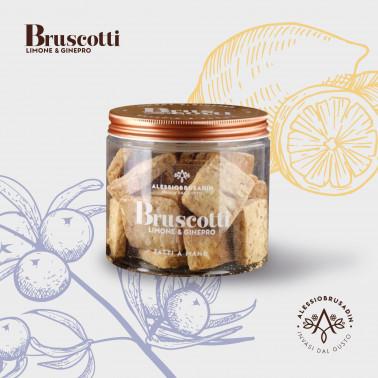 Bruscotti Lemon & Juniper di Alessio Brusadin