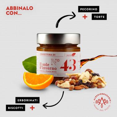 """Winter Sun"" Marmelade, Oranges and Dried Fruit di Alessio Brusadin"
