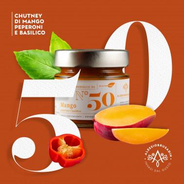 Mango, Red Peppers and Basil Chutney di Alessio Brusadin