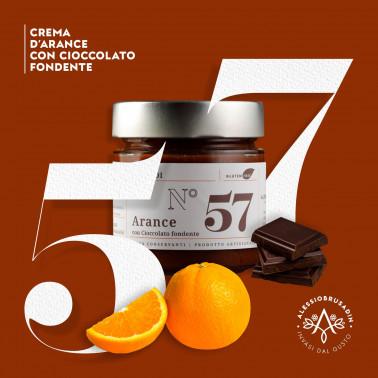Orange Marmelade whith Dark Chocolate di Alessio Brusadin